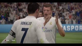 FIFA 17 лучшие удары   сейвы   голы   финты