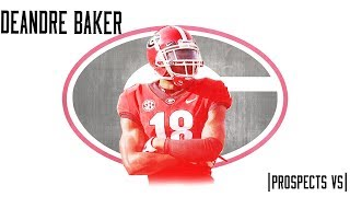Deandre Baker Vs South Carolina 2018 || Prospects Vs ||