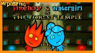огонь и вода 1 в лесном храме