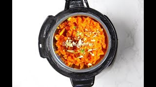 Cosori Instant Pot Gajar Halwa (Carrot Pudding) Video Recipe | Bhavna