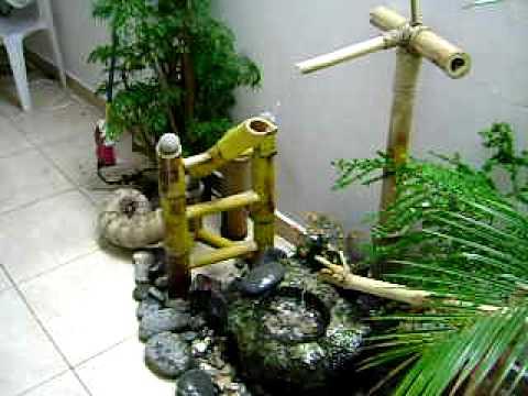 Jardin japones en el aparta youtube - Como hacer un jardin pequeno ...