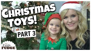 Gambar cover What I Got My Kids For Christmas 2017! | 4 Year Old Girl Gift Ideas on a BUDGET