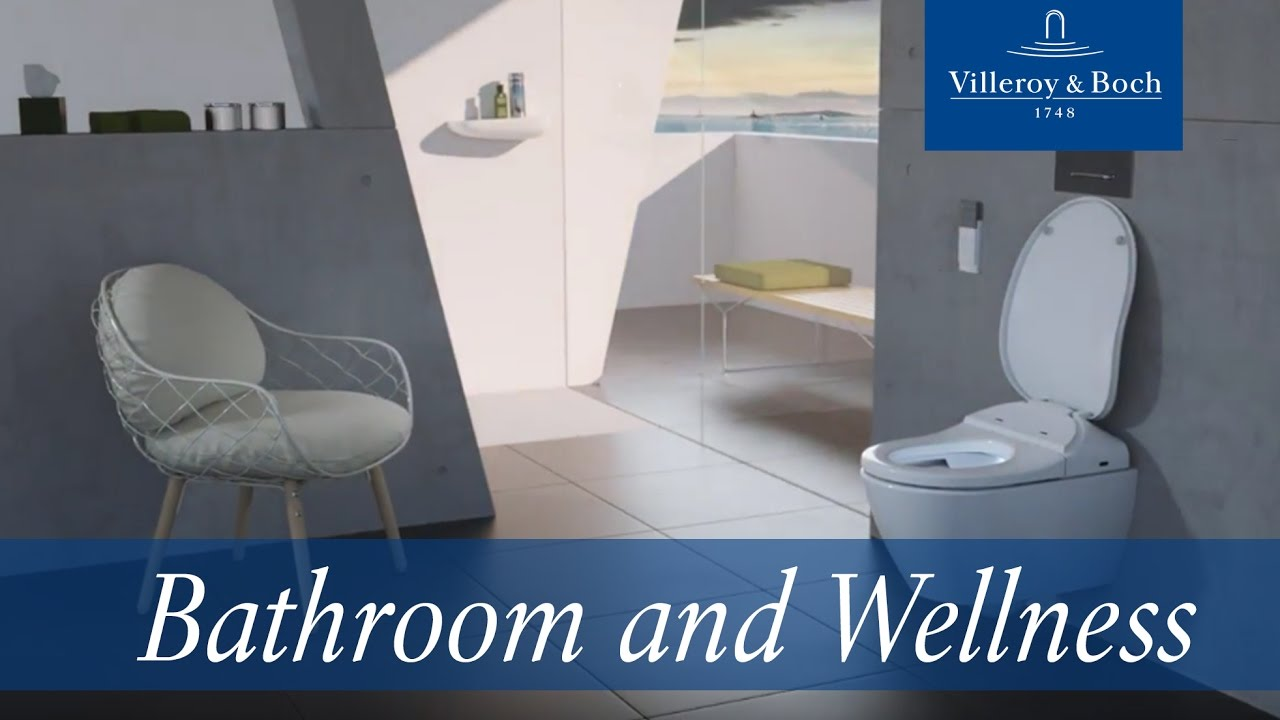 Viclean L Inspired By Nature Villeroy Boch Youtube - Villeroy Boch Waschtisch My Nature