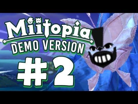 Miitopia Demo #2 - BUTTERFLY BANE?!