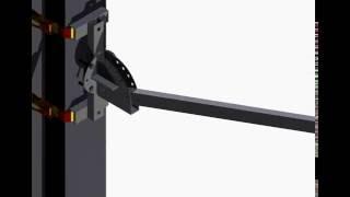 Zabezpieczenie krawędzi dachu - RAND PLUS PN EN 13374