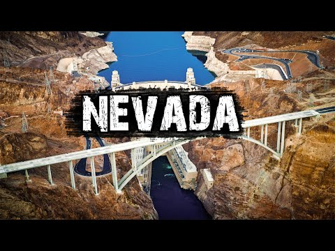 Путешествие на запад — штат Невада, Плотина Гувера, гетто Лас-Вегас | Мотопутешествие [9 серия]