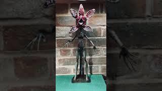OOAK Monster High | Large Doll | Demogorgon | Stranger Things Inspired | Doll Custom