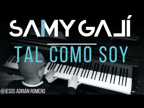 Jesus Adrian Romero - Tal Como Soy (Solo Piano Cover) Samy Galí