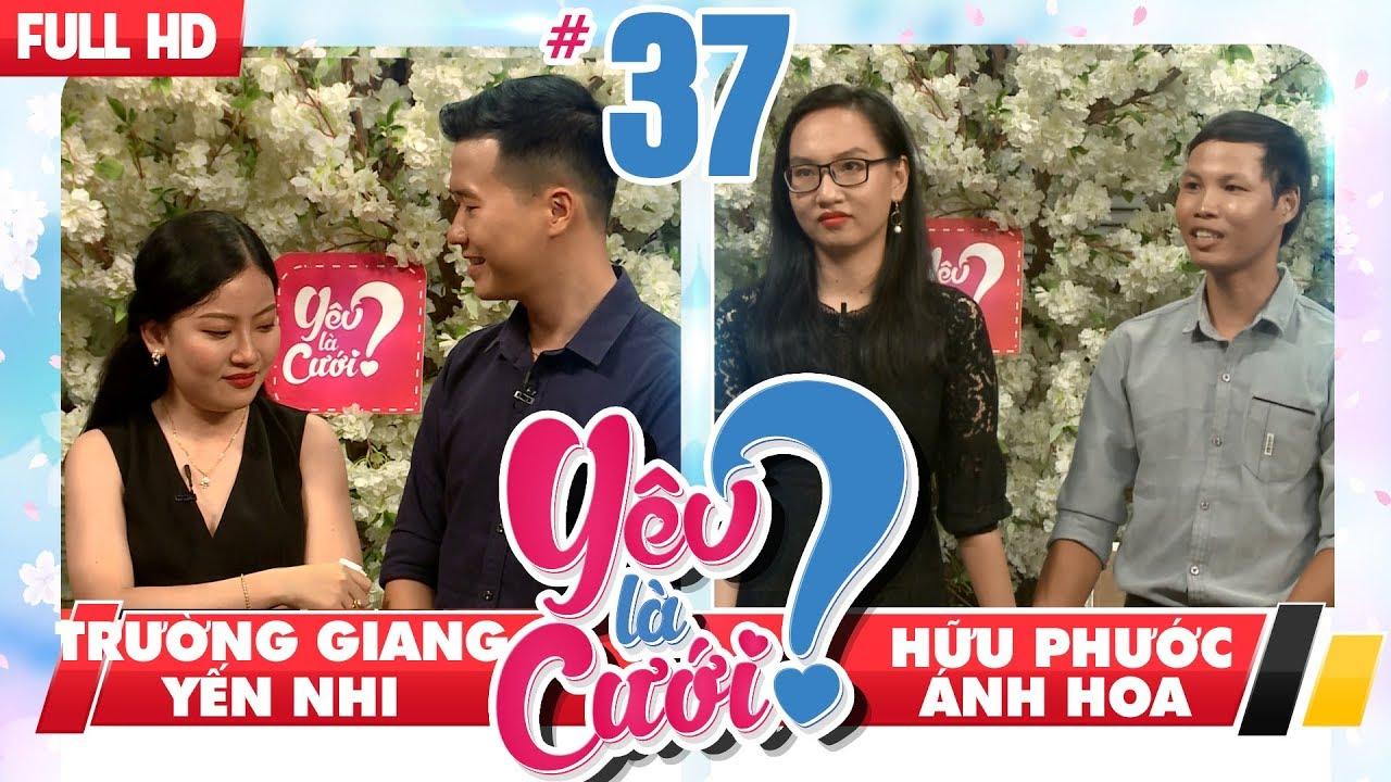 YÊU LÀ CƯỚI? | YLC #37 UNCUT | Màn cầu hôn của anh cảnh sát - Khóc nức nở vì bạn gái đòi chia tay