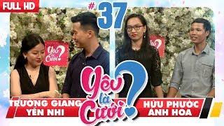 YÊU LÀ CƯỚI? | YLC #37 UNCUT | Màn cầu hôn của anh cảnh sát - Khóc nức nở vì bạn gái đòi chia tay 😢