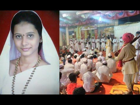 H.B.P. Sangeeta Tai Chopade Kirtan at Bhiwandi Part-1 (ह.भ.प. कु. संगिता ताई चोपडे - घाटकोपर)