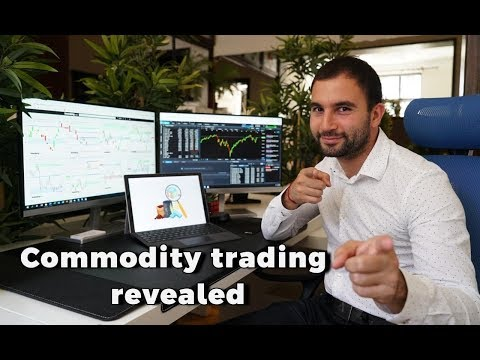 The leaders into the commodity trading | Energy, Metal and Soft commodities trading