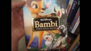 My Movie Collection 2016: Animation Part 1