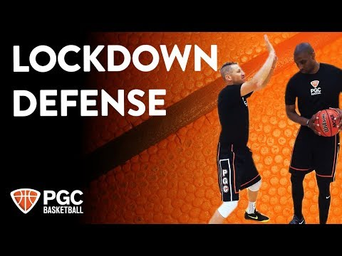Lockdown Defense | Skills Training | PGC Basketball