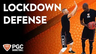 Lockdown Defense | Skills Training | PGC Basketball