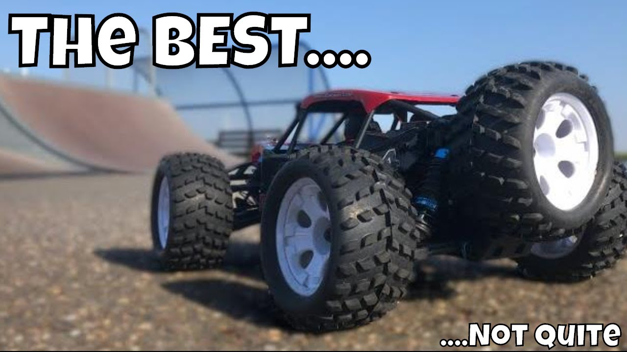 Is this the BEST $99 1/16 Scale RC Car? ZD Racing Rocket DTK16