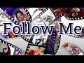 D.White - Follow Me (Alexander Pierce Remix) Italo Disco New Generation