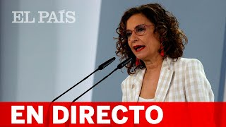 DIRECTO #INDULTOS   Rueda de prensa posterior al CONSEJO DE MINISTROS