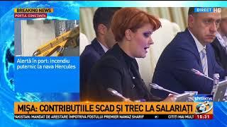 """Ministrul Muncii: """"Salariul minim brut crește la 1.900 de lei de la 1 ianuarie 2018"""""""