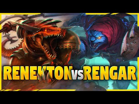How To Carry With Renekton Vs Rengar In Low Elo - Top Lane Renekton Guide