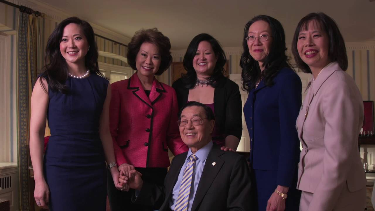 Family - Angela Chao - Official Website