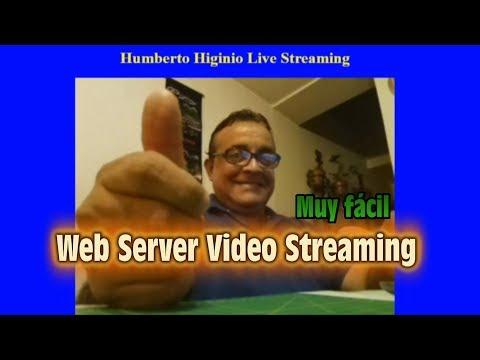 Web Server Video Streaming Con Raspberry Pi - Muy Facil