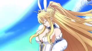 【FGO】霊3 水着獅子王(アルトリア) 宝具+EXアタック+スキル【Fate/Grand Order】The Lion King(Altria) NP & EX Attack & Skill