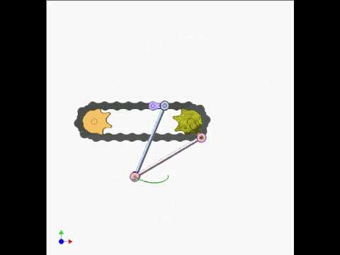 Chain drive 3F