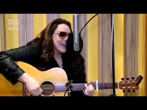 Ana Carolina canta é hoje de Ludimila