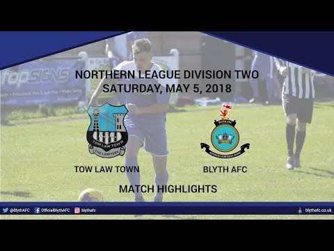 HIGHLIGHTS - Tow Law Town 0-4 Blyth AFC