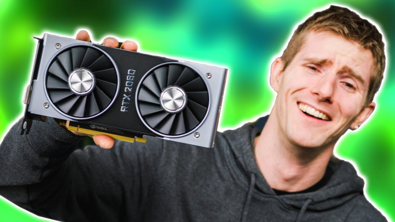 Why would you even…? - Nvidia GeForce RTX 2060 Review
