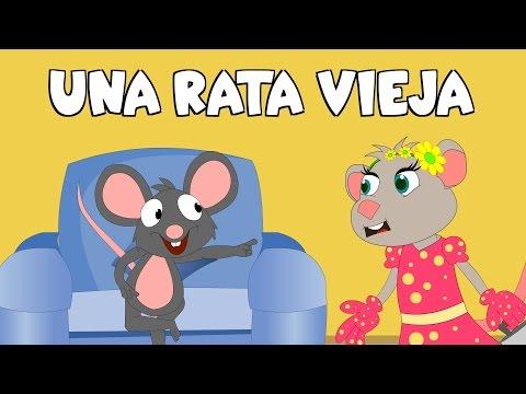 Una rata vieja | Enganchados Canciones Infantiles 20 minutos