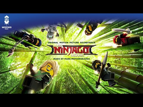 The Lego Ninjago  Soundtrack