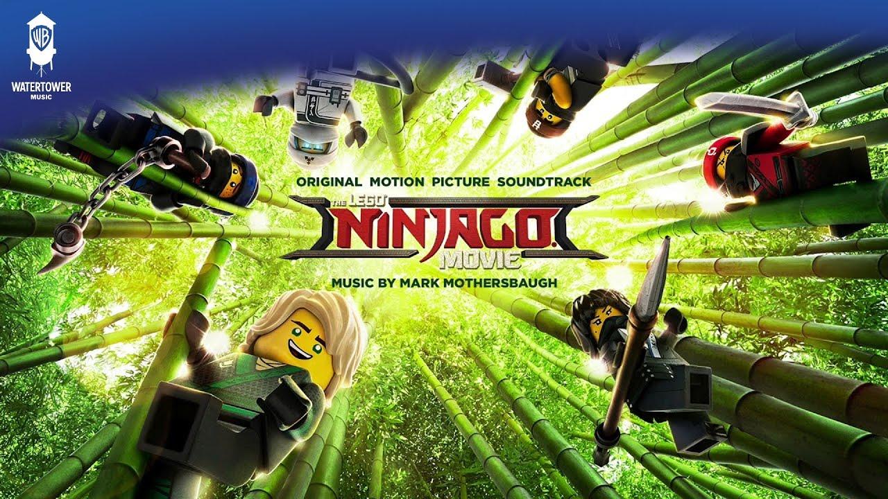 The Lego Ninjago Full Soundtrack Official Video Youtube