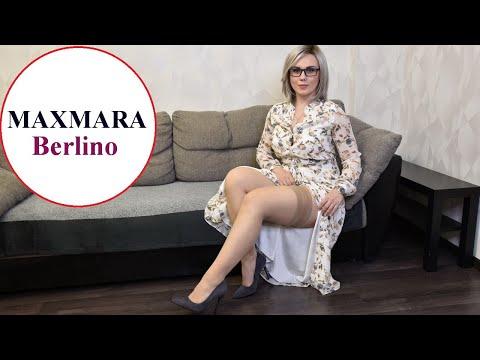 MAXMARA BERLINO STOCKINGS 20 DEN