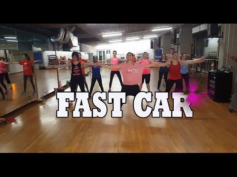 FAST CAR - Jonas Blue ft. Dakota / ZUMBA con MELISSA DA CRUZ