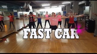 FAST CAR - Jonas Blue ft. Dakota / ZUMBA con MELISSA DA CRUZ
