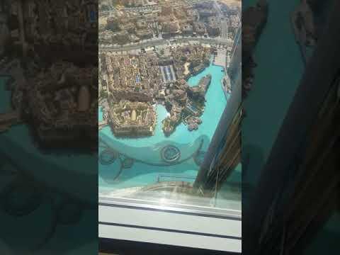 Burj khalifa Dubai,tallest building in the world