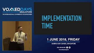 Design Reactive Apps in Kotlin - Voxxed Days Singapore 2018