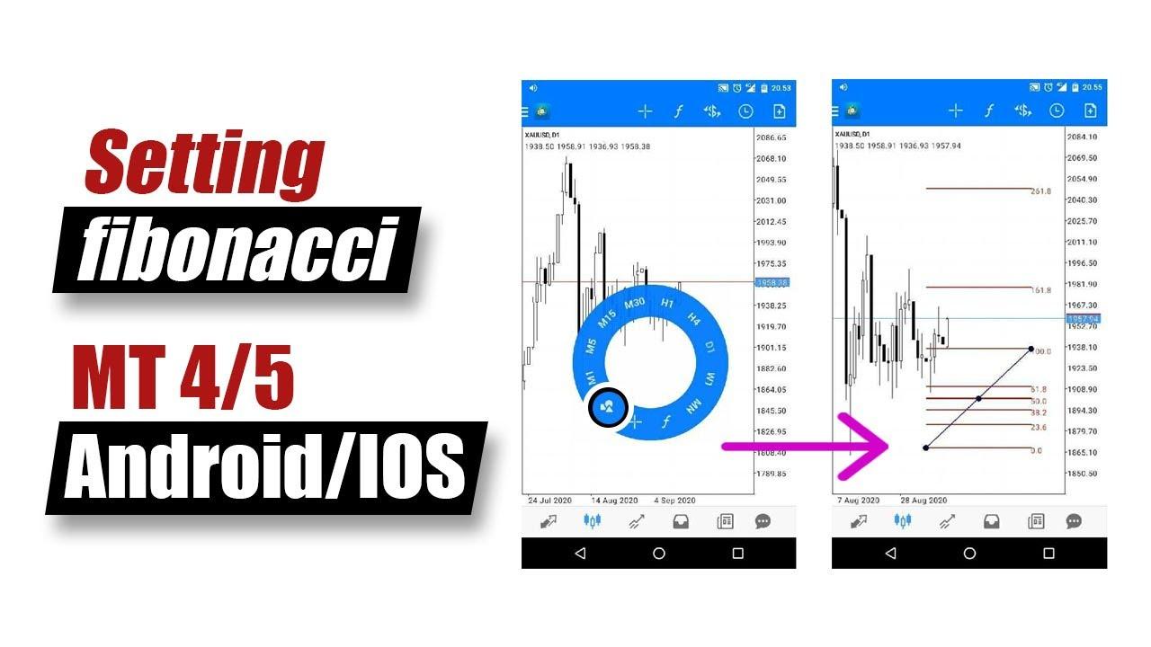 Cara Setting Fibonacci Di Android Dan Ios Youtube