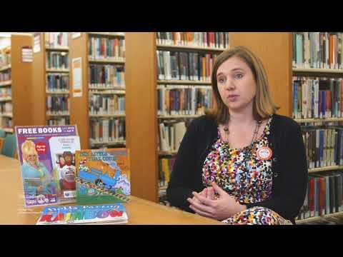 Dolly Parton Imagination Library of Knox County - United Way