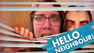 O VIZINHO QUER ME MATAR! - Hello Neighbor