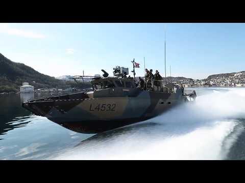 DFN: CB90-Class Fast Assault Craft, HARSTAD, 19, NORWAY, 05.14.2018