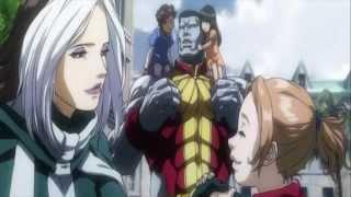 X-Men Anime (Marvel Tribute) [Avril Lavigne - Bad Girl feat. Marilyn Manson]
