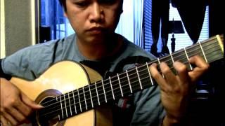 Sino Ako (Hiram Sa Diyos) - arr. Jose Valdez Solo Classical Guitar