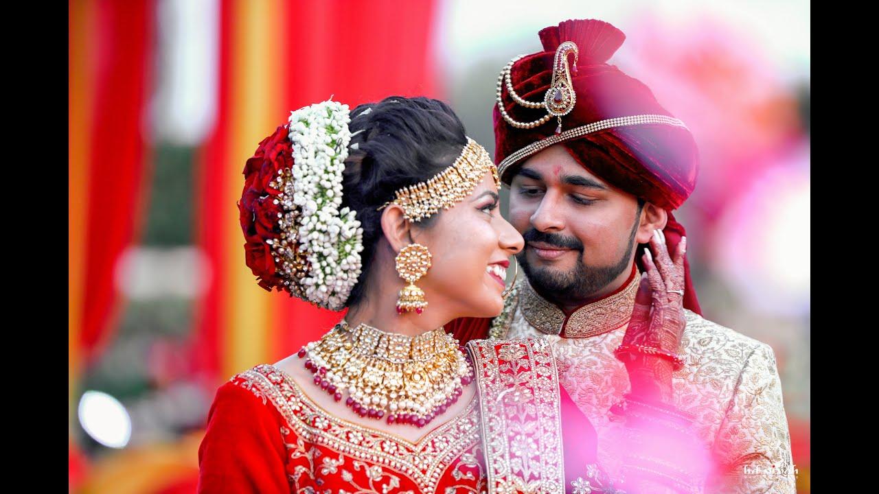 Swetangi & Tirth Wedding Highlight