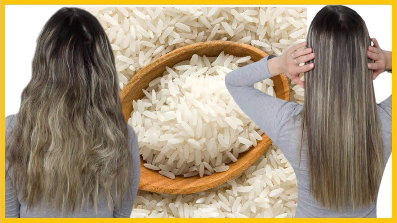 Cabello Liso Natural Con Arroz Alisado Sin Calor Que Si Funciona Natygloss Youtube