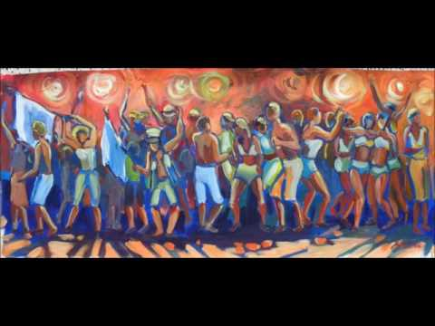 Atlantik Band - Jouvert Morning(Going Down De Road)