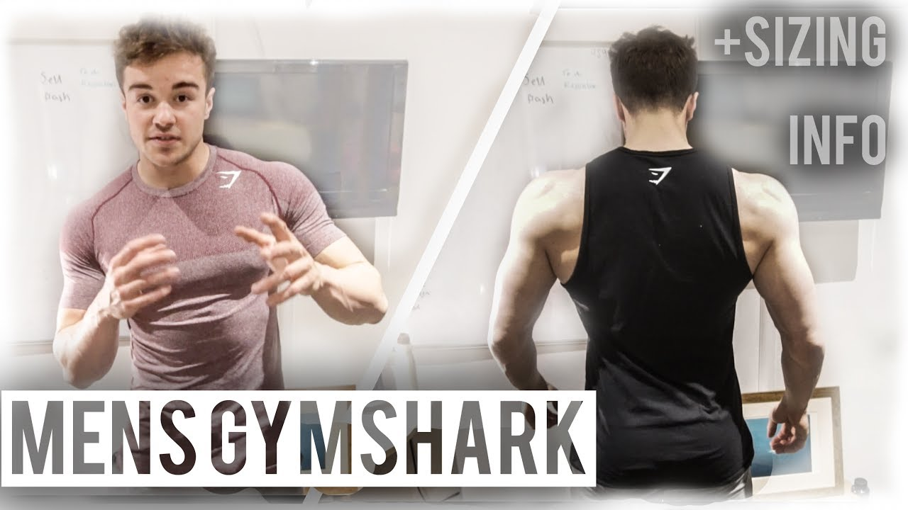 b895cab8c325c GYMSHARK MENS CLOTHING HAUL  2017 RELEASES   FAVOURITES  - YouTube