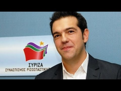 All About Greece Prime Minister Alexis Tsipras (Αλέξης Τσίπρας)